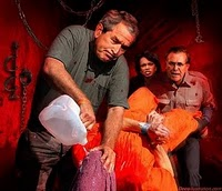 Widespread use of torture by the US Government