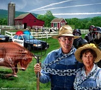 Feds Crackdown on Indepedent Farms